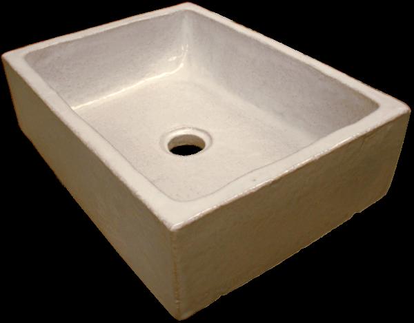 lavabo rectangular lavabo sobre la encimera