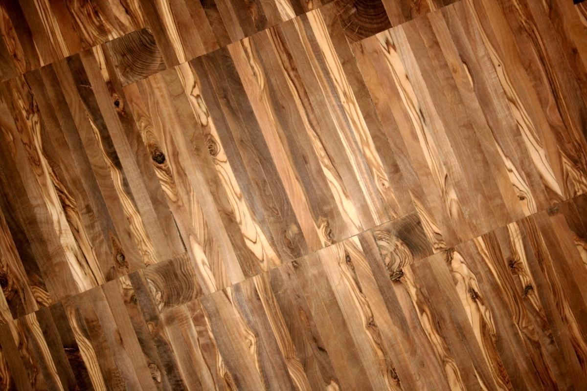 Parquet de madera de olivo - Costo del parquet ...