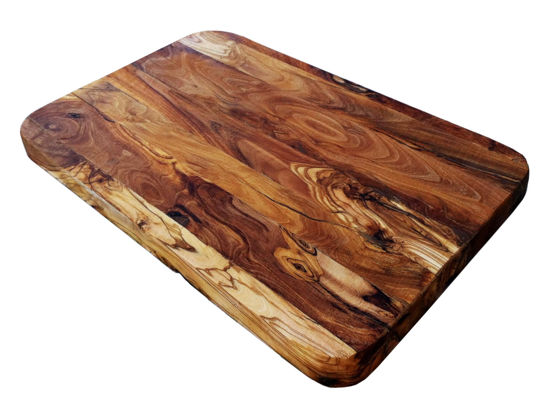 Tablas de madera para cocina tablas de cocina de madera de for Tablas de corte cocina