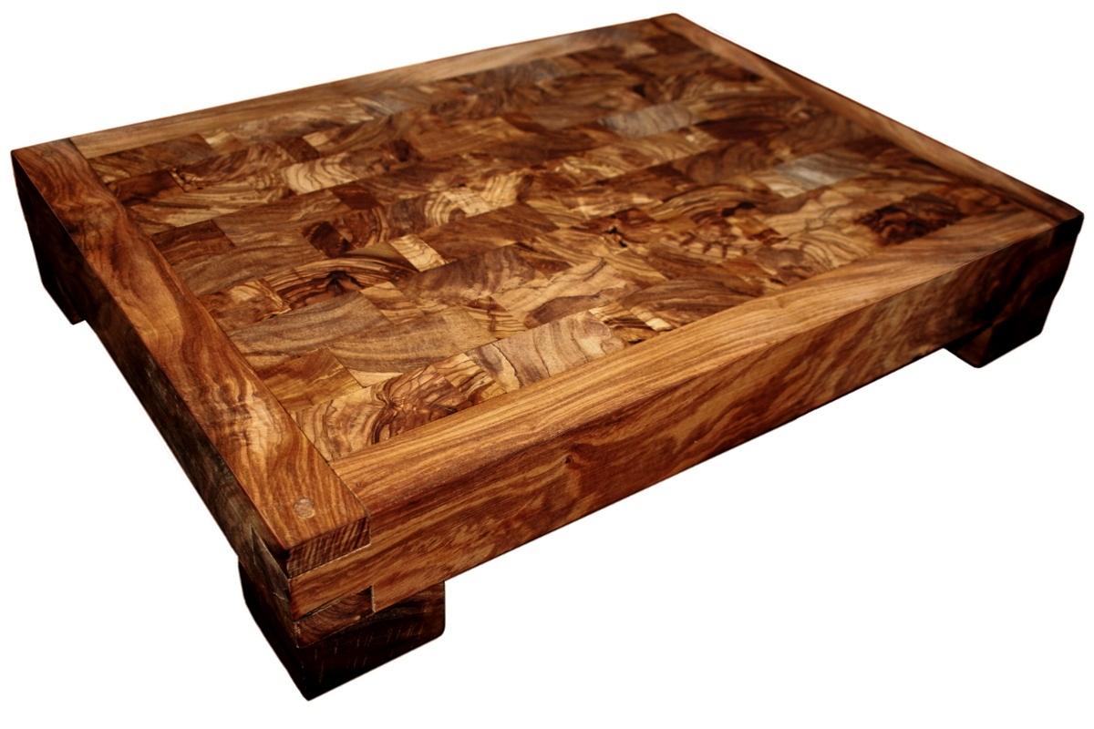 Tablas de cocina de madera de olivo for Como tratar la madera