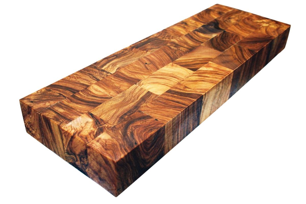 Tablas de cocina de madera de olivo - Mesas de tablones de madera ...