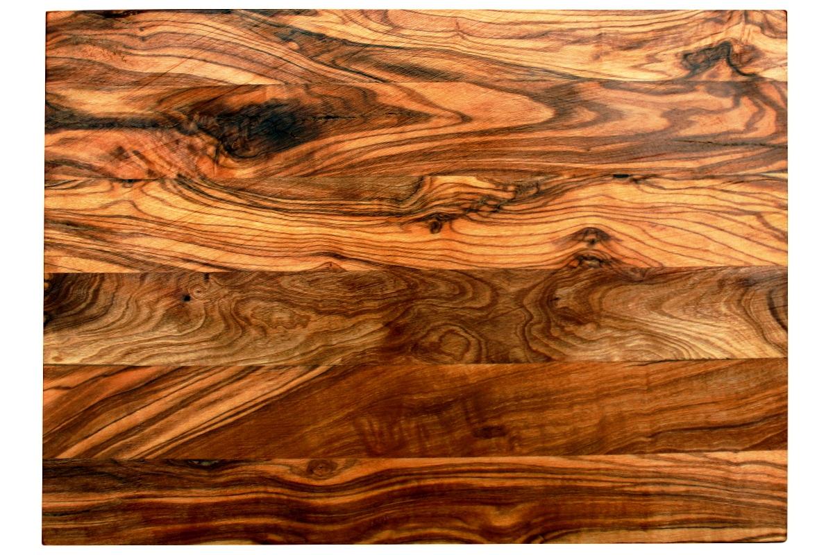Tablas de cocina de madera de olivo - Tablero de madera maciza ...
