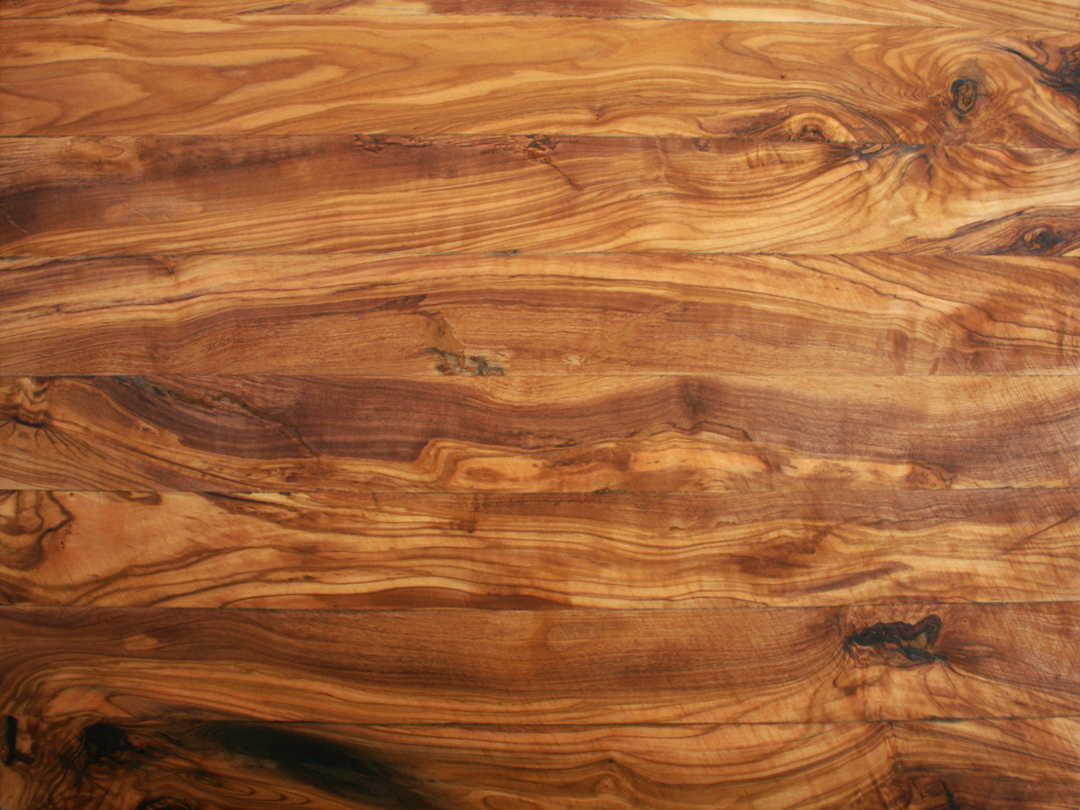 Tablas de cocina de madera de olivo for La beta de la madera