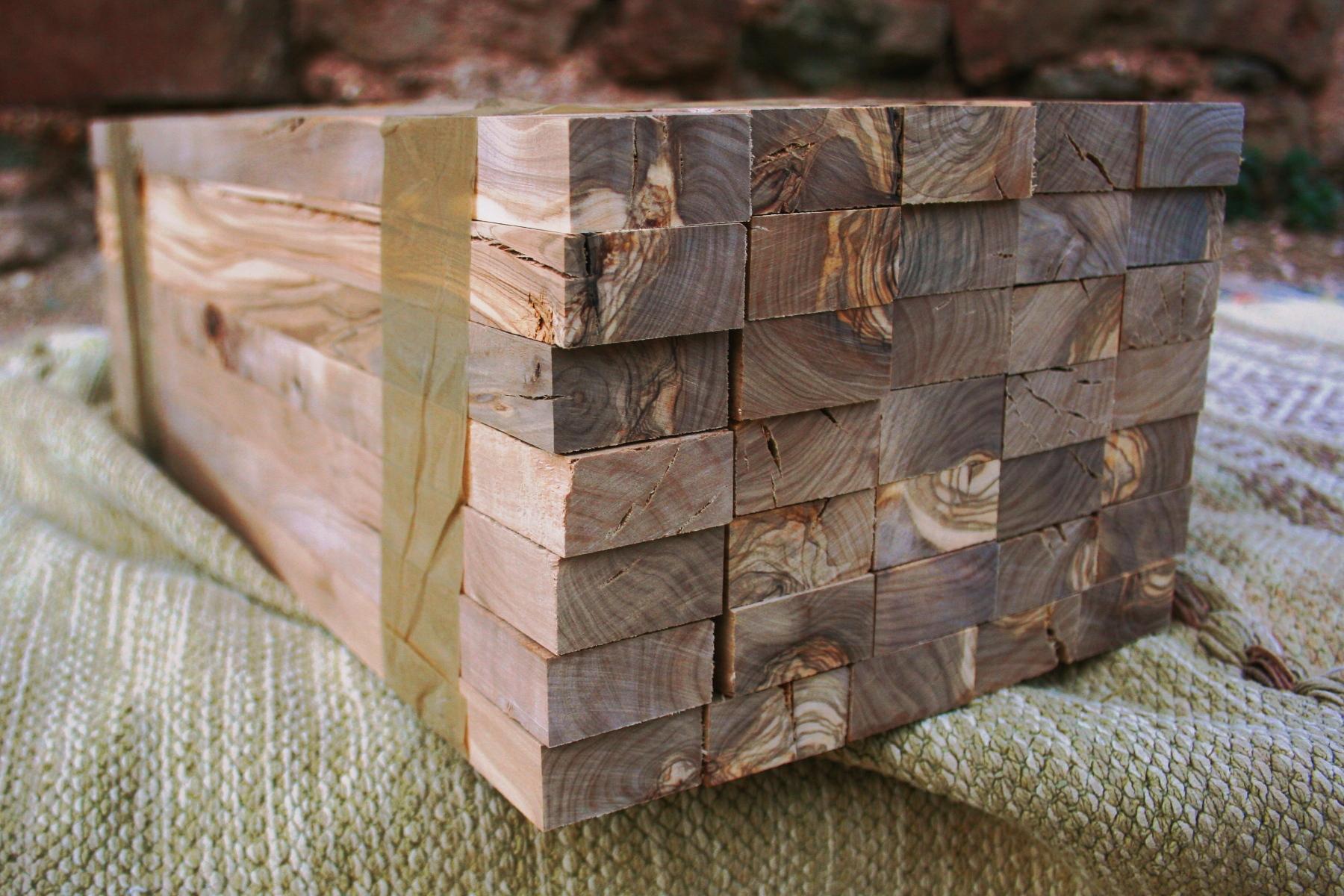 Venta de madera de olivo - Tablones de madera segunda mano ...