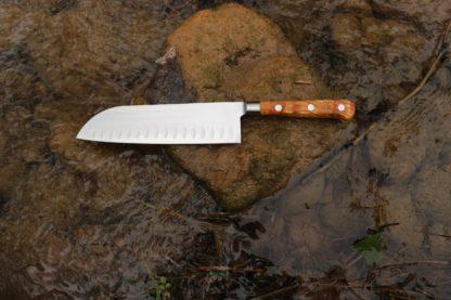 cuchillo chef santoku