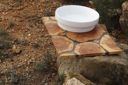 lavabo de solid surface