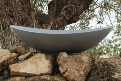 lavabo forma barca